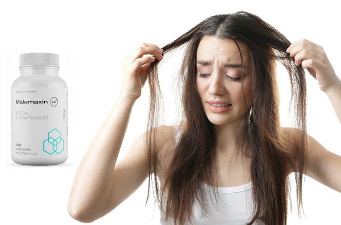 Malemaxin 360 dalla calvizie: en 28 días tendrás el pelo 67% más espeso y de una vez por todas te olvidarás de la alopecia!