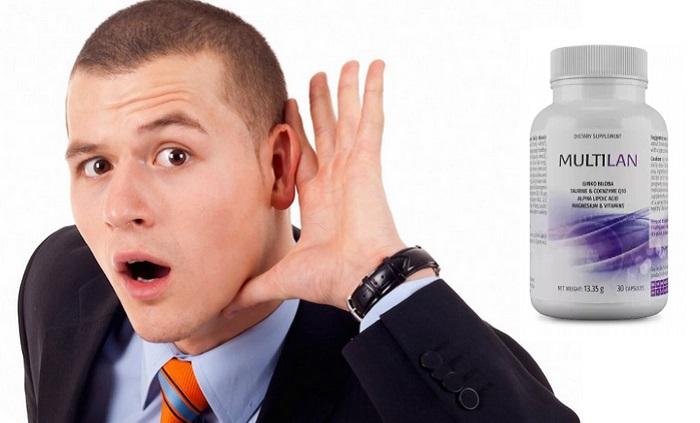 Multilan per ripristinare l'udito: in 28 giorni sentirai anche i sussurri senza apparecchio acustico!