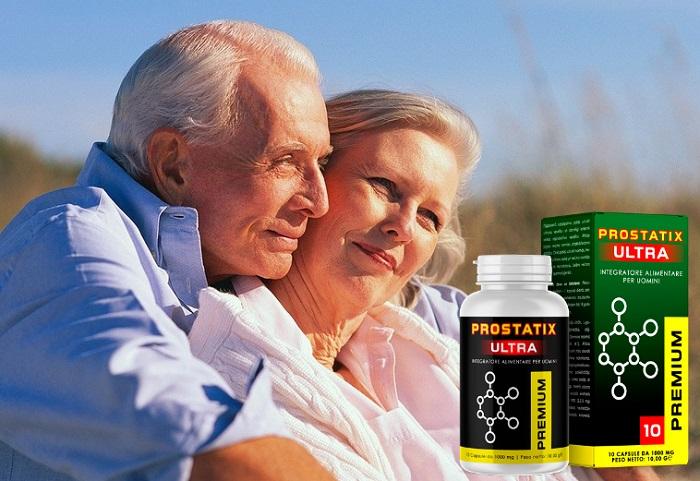 Prostatrix Ultra prostatite: il rimedio N.1 in Italia per eliminare i problemi alla prostata!