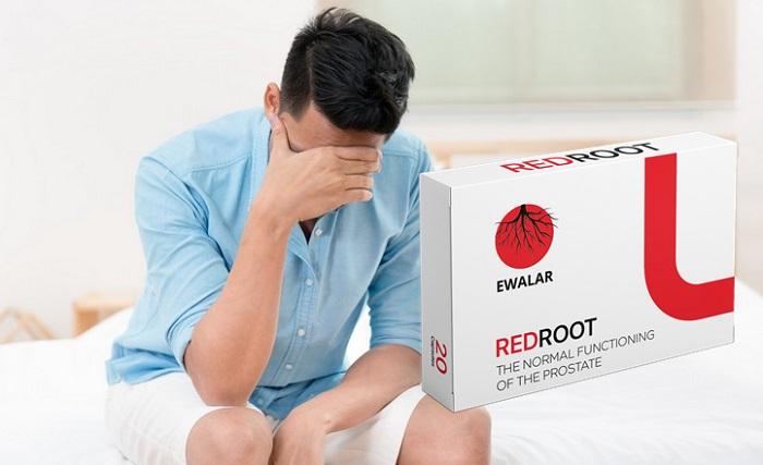REDROOT prostatite: rimedio professionale per aumentare la virilità!